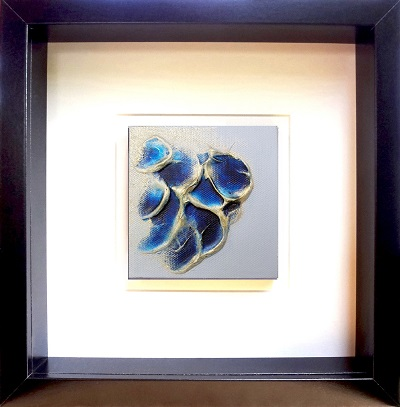Framed Art Specimens Collection - Contemporary Art | Bold and